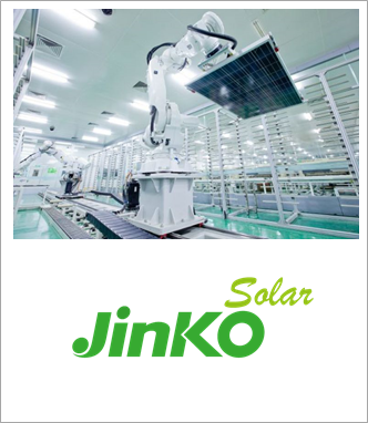 JinkoSolar experiences a big jump in sales and margin in